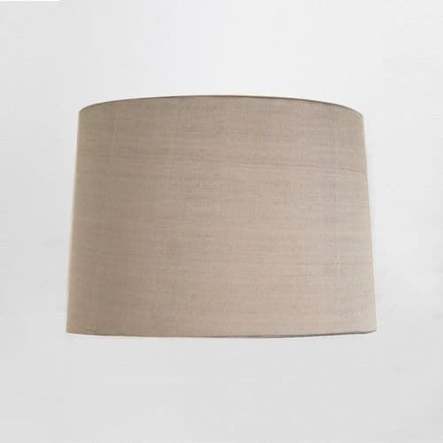 Astro 5006003 Tapered Round 215 Oyster Silk Shade